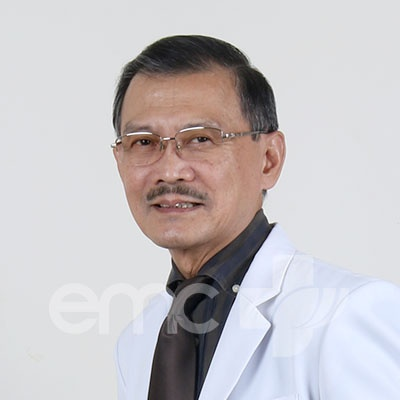 Brigjen TNI (Purn) dr. Djoko Riadi, Sp. BS (K)