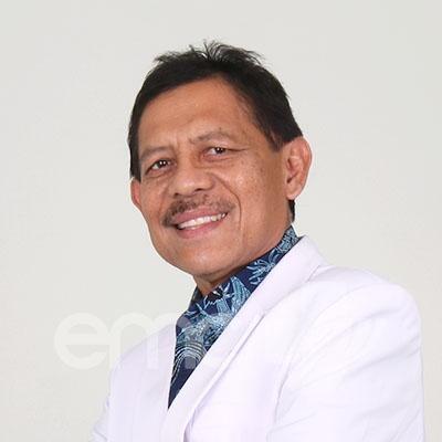 Dr. H. Nasrul Liza, Sp.B-KBD