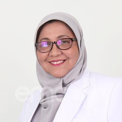 Dr. Hj. Sylvia Estevina Nuruth, Sp.BP