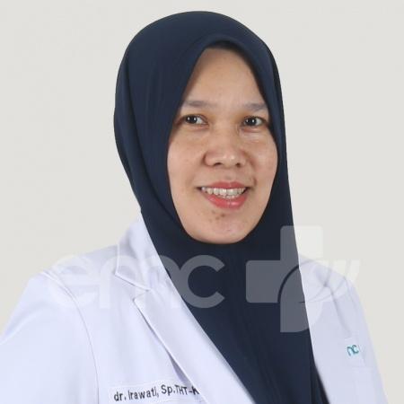 dr. Irawati, Sp. THT - KL