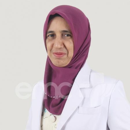 Dr. Hamidah Fadhil, Sp.KFR