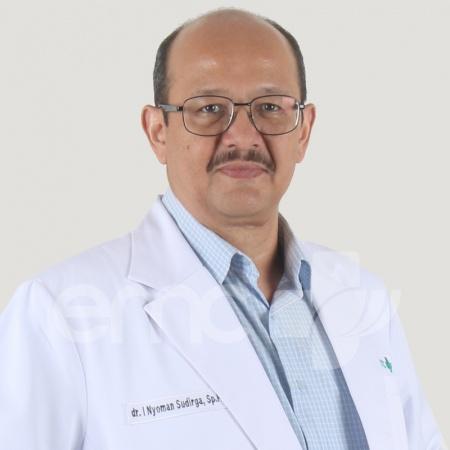 Dr. I Nyoman Sudirga, Sp.PD