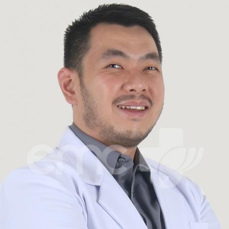 dr. Johan Winata, Sp.JP (K) FIHA