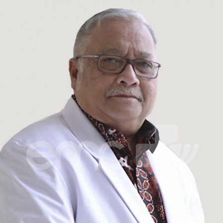 Dr. dr. H. Chudahman Manan, Sp. PD .KGEH.FINASIM