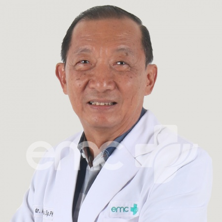 Dr. Agus Sundoko, Sp.PK