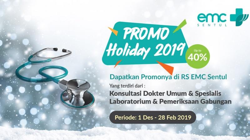 Promo Holiday 2019 image