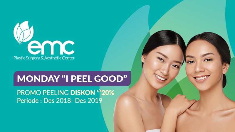 "Promo Monday ""I Peel Good"" image"