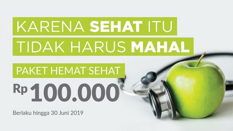 Paket Medical Check Up Sehat Hemat image