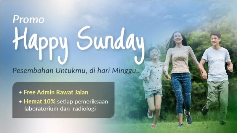 Promo Happy Sunday image