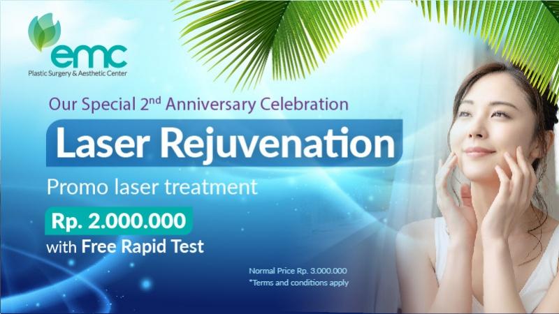 Laser Rejuvenation Treatment image