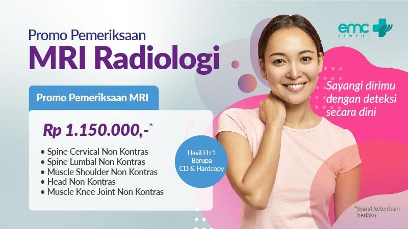 Paket Pemeriksaan MRI Radiologi image