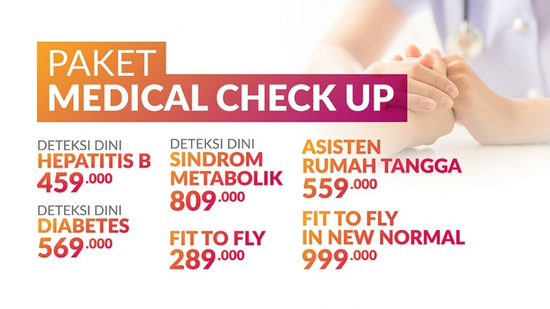 Paket Medical Check Up image