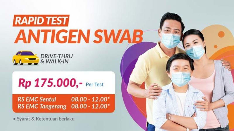 Rapid Test Antigen Swab image