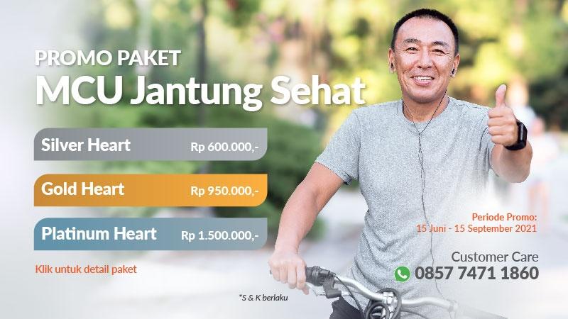 Paket MCU Jantung Sehat image
