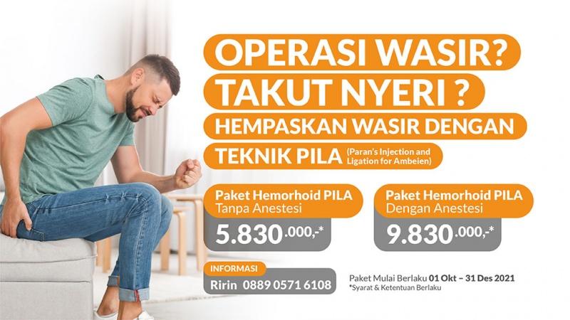 Paket Hermorhoid Teknik PILA image